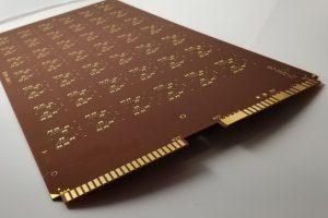 Burn in printed circuit board