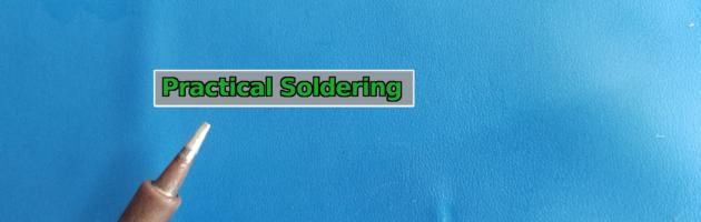 Practical soldering